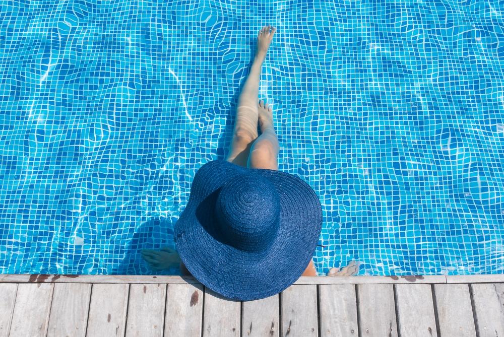 Yazın astımı havuz ve klima tetikleyebilir